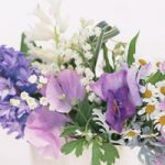 花いっぱいの祭壇